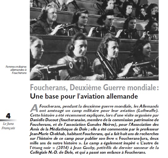 Le Jura Français Evenements N 308 page 4