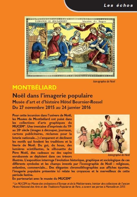 Le Jura Français N°308 Echos 3ieme de couverture