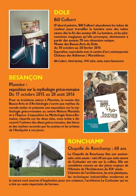 Le Jura Français N°308 Echos 4ieme de couverture