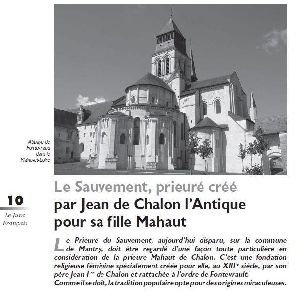 Le Jura Francais Dossier N 309 page 10