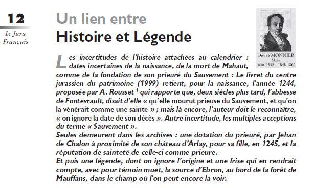 Le Jura Francais Dossier N 309 page 12