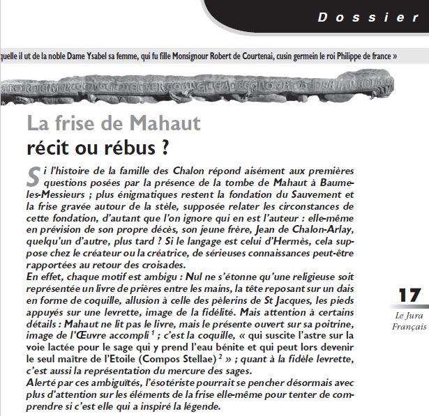 Le Jura Francais Dossier N 309 page 17