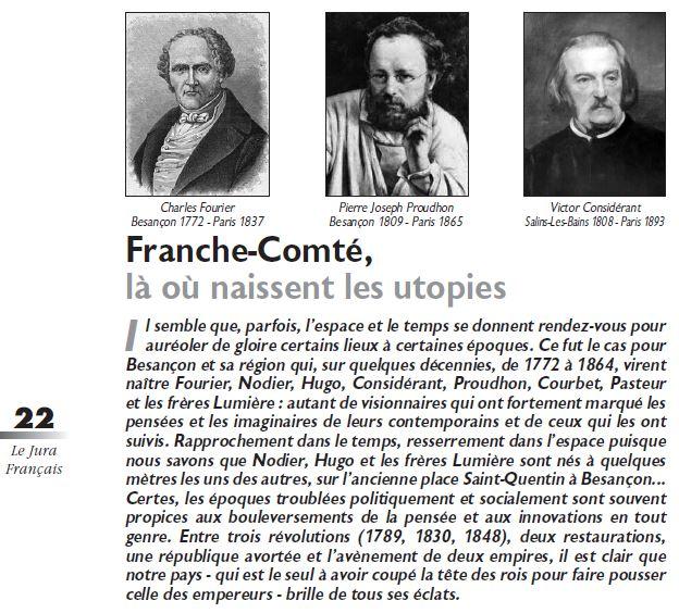 Le Jura Francais Dossier N°311 page 22