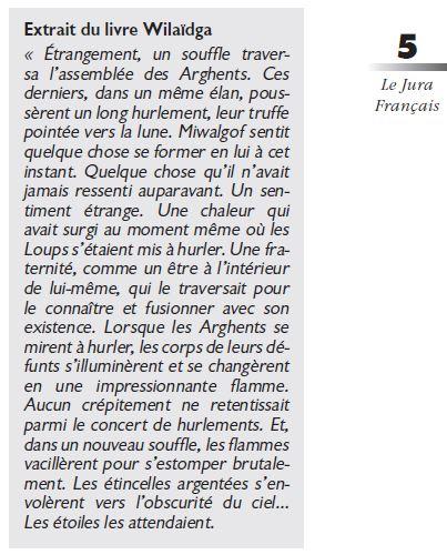Le Jura Francais Evenements N°310 page 5-2