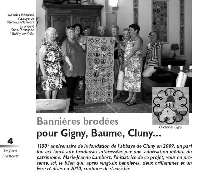 Le Jura Francais Evenements N°311 page 4