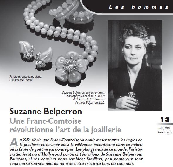 Le Jura Francais Les hommes N°310 page 13