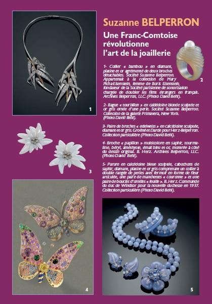 Le Jura Francais N°310 Echos 4ieme de couverture