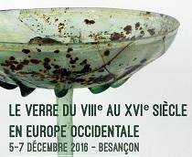 8e COLLOQUE INTERNATIONAL DE L'ASSOCIATION FRANÇAISE POUR L'ARCHÉOLOGIE DU VERRE