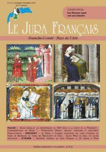 Le Jura Francais N°312 couverture