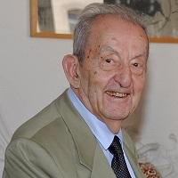Francois PERROT, President d honneur du Jura Francais