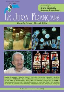 Le Jura Francais N 313 couverture