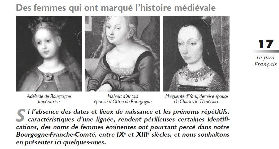 Le Jura Francais Dossier N°312 page 17 par Hortense Daloz
