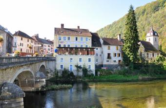 Le Jura Francais N°311 Revue des Publications 1 GHETE-Clos du Doubs-N°141 mai-juin 2016 Saint-Hippolyte