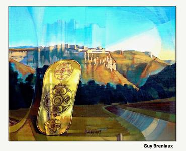 ArcheoJuraSites Guy Breniaux revisite Alesia