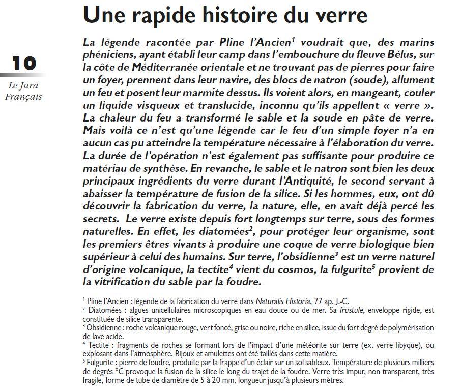Le Jura Francais Dossier N313 page 10-2