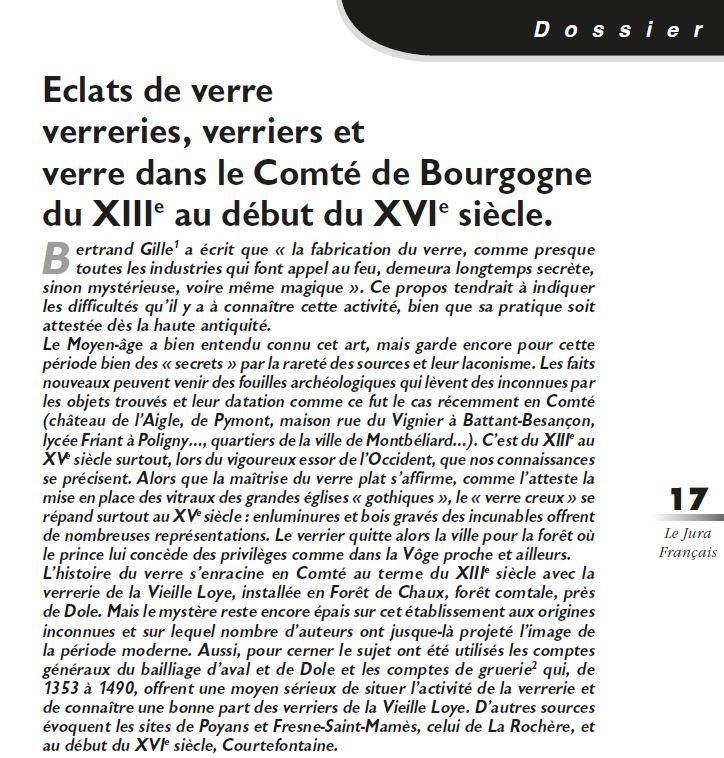 Le Jura Francais Dossier N 313 page 17