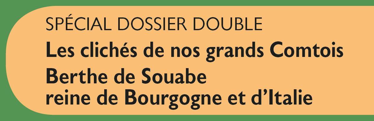 Le Jura Francais Dossier vignette N 315-316