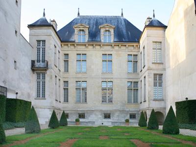 musee cognacq jay hotel de Donon