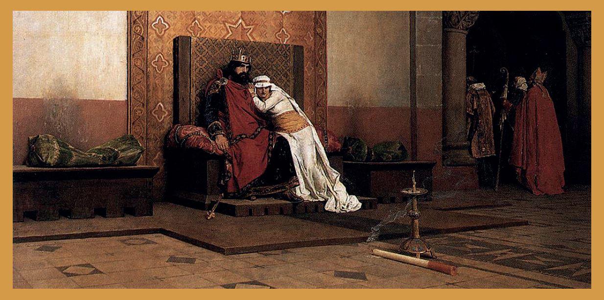 L excommunication de Robert Le Pieux