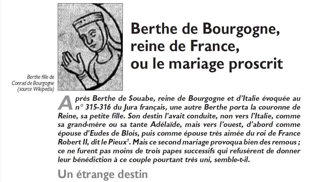 Le Jura Francais Dossier N 317 page 8