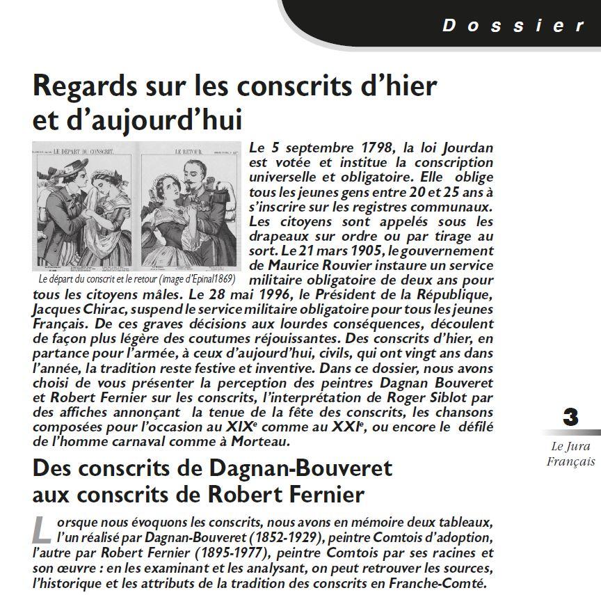 Le Jura Français Dossier N 318 page 3