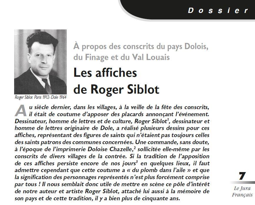 Le Jura Français Dossier N 318 page 7