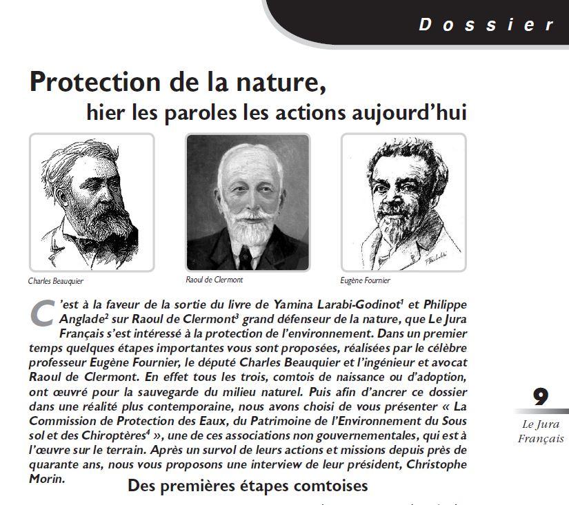 Le Jura Français Dossier N 319 page 9