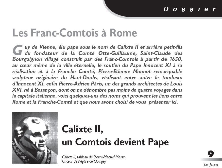 Le Jura Français Dossier N 320 page 9