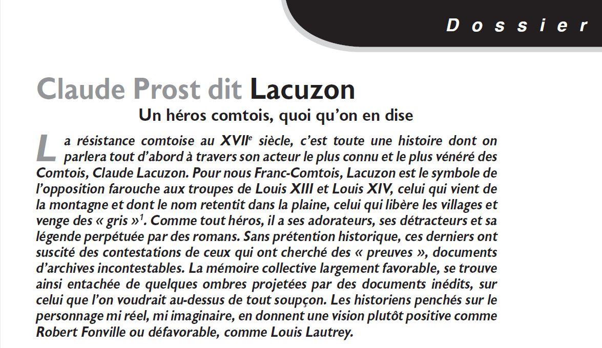 Le Jura Francais Dossier N 321 page 9