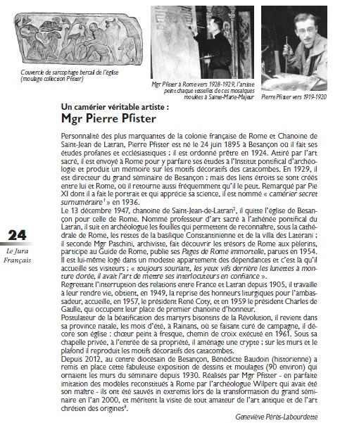 Le Jura Francais Dossier N 322 page 24