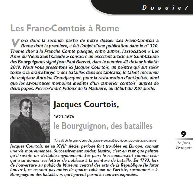 Le Jura Francais Dossier N 322 page 9