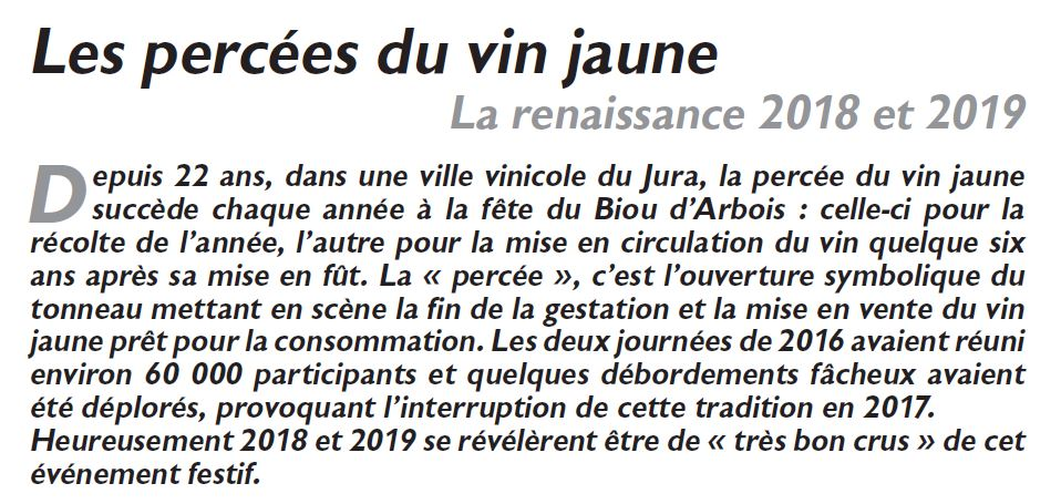 Le Jura Francais Evenements N 321 page 28