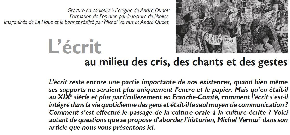 Le Jura Francais Evenements N 322 page 4