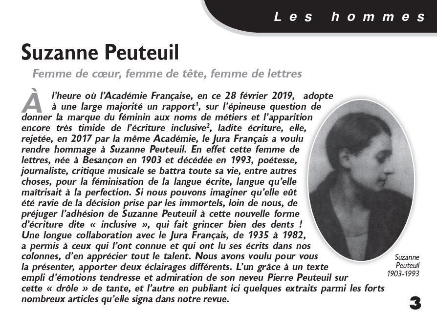 Le Jura Francais Les hommes N 321 page 3