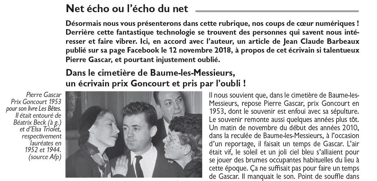 Le Jura Francais Les hommes N 321 page 32
