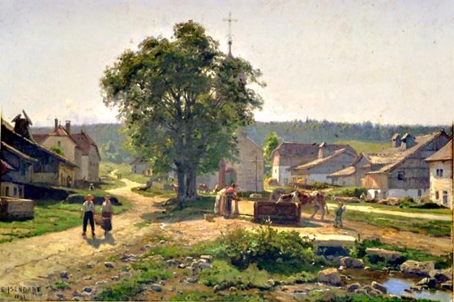 Noel-Cerneux, par Emile Isenbart