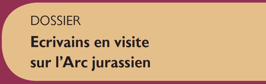 Le Jura Francais Dossier vignette N 325
