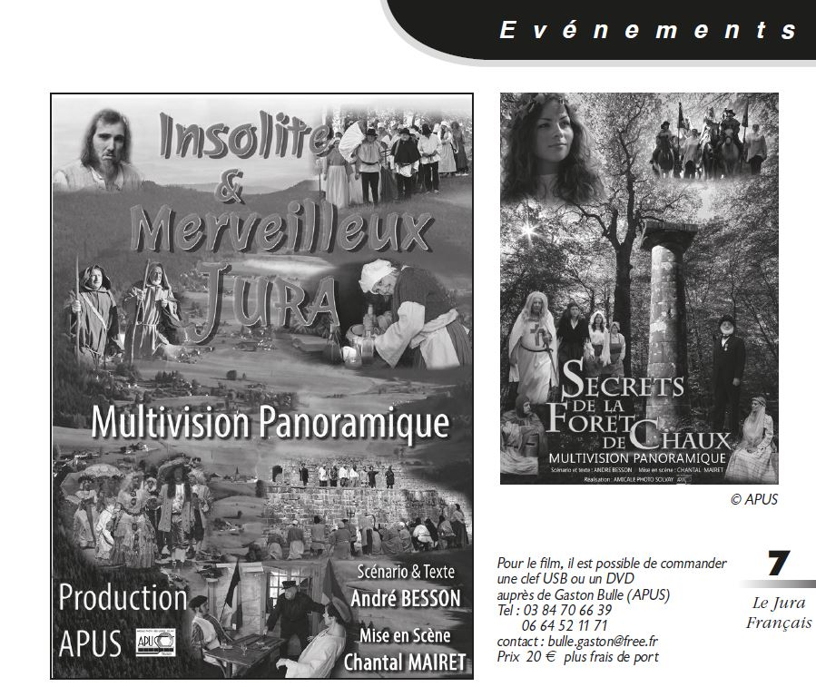 Le Jura Francais Evenements N 323 page 7