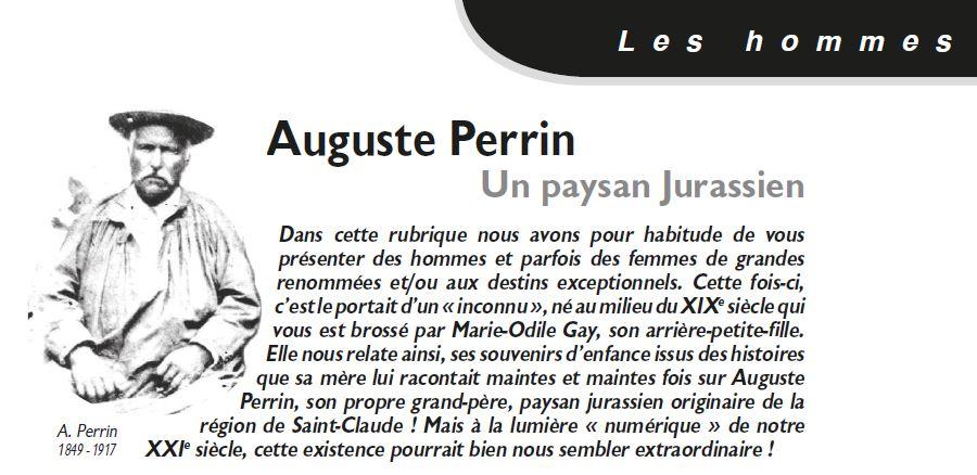 Le Jura Francais Les hommes N 323 page 21