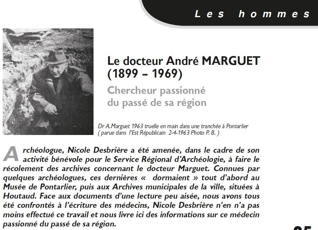 Le Jura Francais Les hommes N 324 page 25
