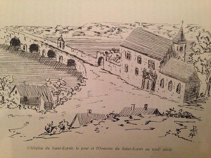 Le Jura Francais N 324 Echos Hopital du Saint Esprit