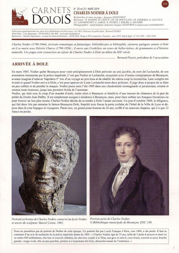 Le Jura Francais N 325 Revue des Publications 4