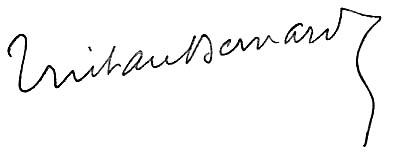 Humour - Vanille Pistache - Bernard Tristan signature