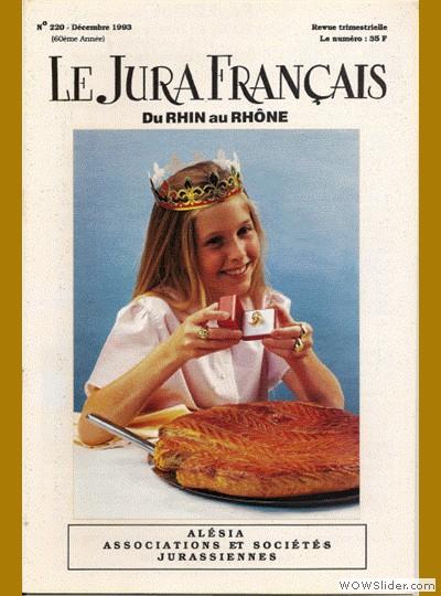 Le Jura Français N° 220 1993