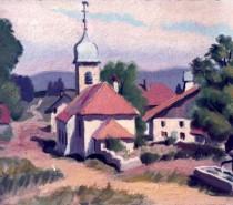 Noël-Cerneux, village d'artistes